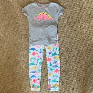Carter's girls pajamas